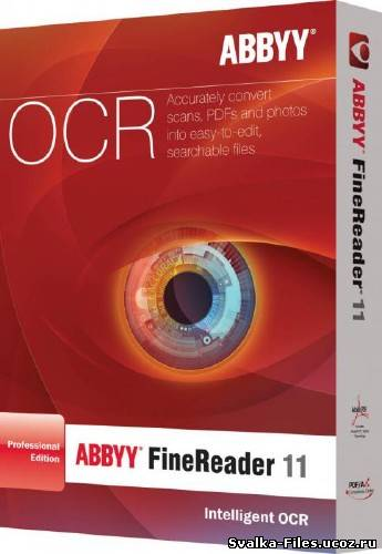 ABBYY FineReader 11.0.102.481 Corporate Edition