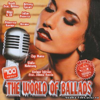 The World Of Ballads (2011)
