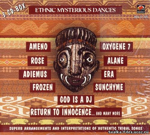 Ethnic Mysterious Dances - 3 CD - 1999, MP3, 320 kbps
