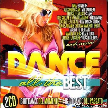 VA - Dance All The Best - 2011, MP3 (image  tracks), VBR V0 kbps
