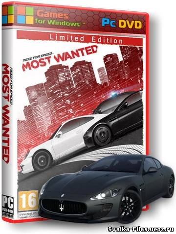 Need for Speed: Most Wanted 2 Limited Edition RePack от SEYTER (2012)
