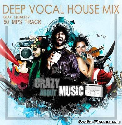 VA - Grazy About Vocal Mix (2013) MP3