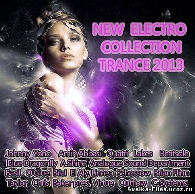 VA - New Colletion Electro Trance (2013)