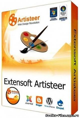 Extensoft Artisteer 4.0.0.58475 + видеоуроки (2012)