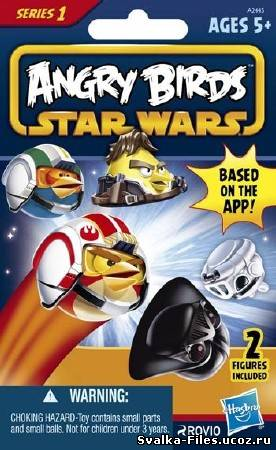 Angry Birds Star Wars (2012/ENG)