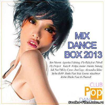 VA - Mix Dance Box (2013)
